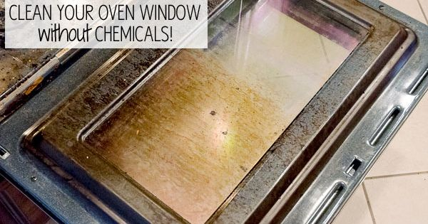 How To Clean An Oven Without Chemicals Girls Glasses