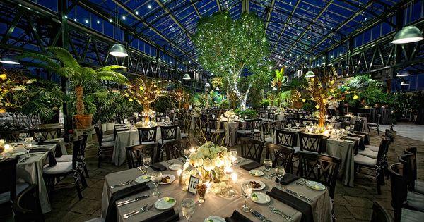 Planterra Conservatory Is A Unique Michigan Garden Wedding Venue For Ceremonies And Receptions