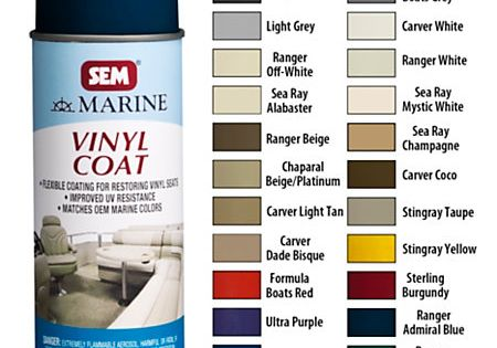 sem marine vinyl coat spray overton 39 s boat pinterest. Black Bedroom Furniture Sets. Home Design Ideas