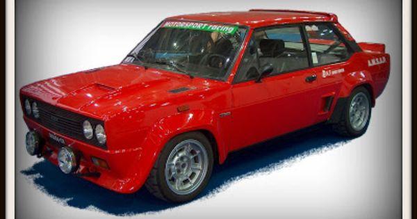 Fiat 131 Abarth Rally 1976 Con Immagini Storico