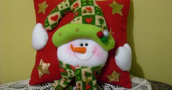 Mu ecos navide os de fieltro con moldes buscar con - Buscar manualidades de navidad ...