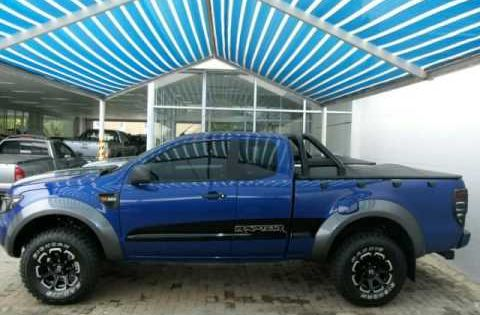 Used 2015 Ford Ranger 2 2 Xl Super Cab Auto For Sale Auto Trader