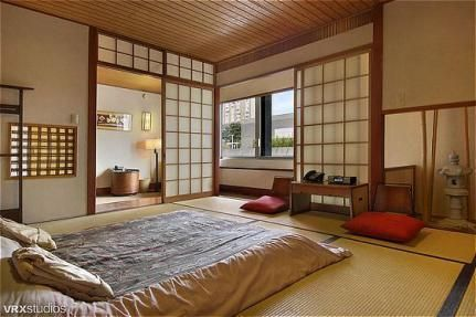 Pin By Andreea Tofan On C Asian Inspiration Japanese Style Bedroom Japanese Home Design Japanese Style House