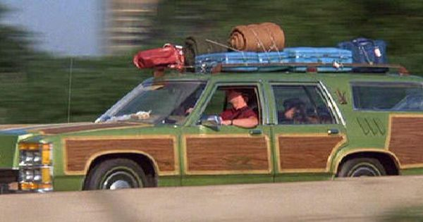 The Griswalds going to Wally World! | HOLIDAY ROAD ...