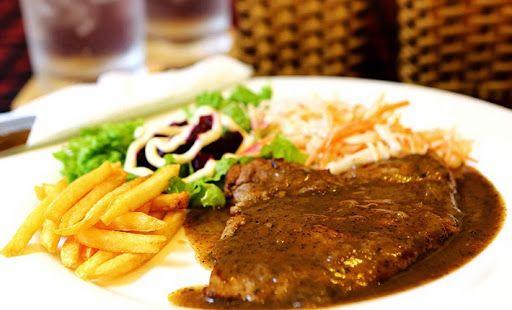 Bahan Dan Resep Bistik Sapi Mentega Spesial Ala Restoran Dengan Pelengkapnya Makan Malam Resep Resep Steak