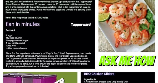 Steamer recipes steamers and tupperware on pinterest