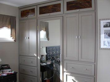 Bedroom Closet Built Ins