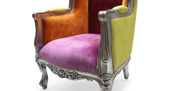 French classic chairs - Awesome Wing Chair Amazing Whimsical Amp Wild Pinterest