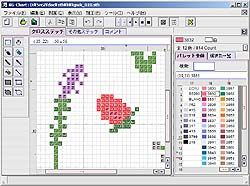 Kg Chart For Creating Your Own Cross Stitch Designs Free