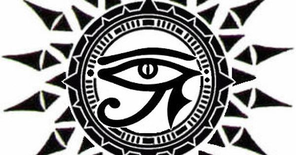 9a6c34d0dc9ef Eye Ra Tribal Tattoo Design By Jsharts Deviantart Com – Fondos de ...