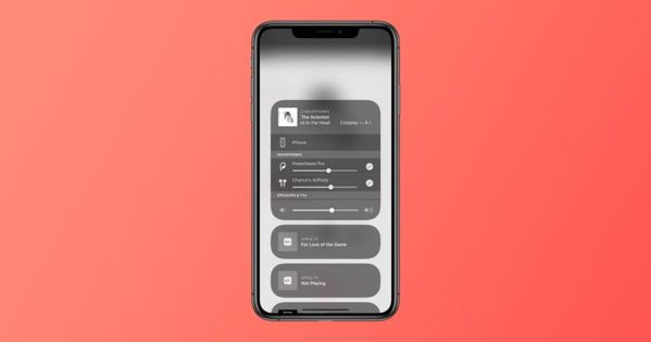 Ios 13 Ile Gelecek Olan Ses Paylasma Ozelligi Iphone Haber Iphone Ios Apple Mac Haberleri Spatial Audio Iphone Features Samsung Galaxy Phone