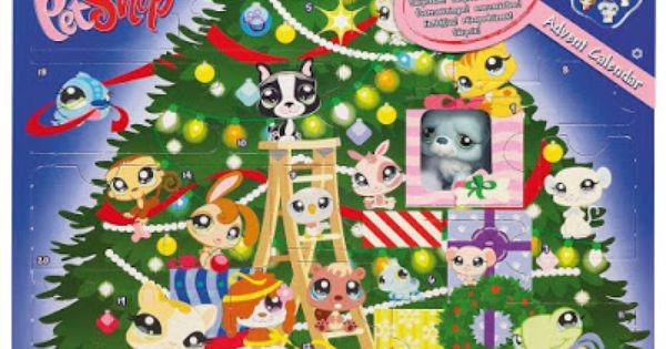 nicoles lps blog littlest pet shop advent calender lps blog pinterest advent calenders