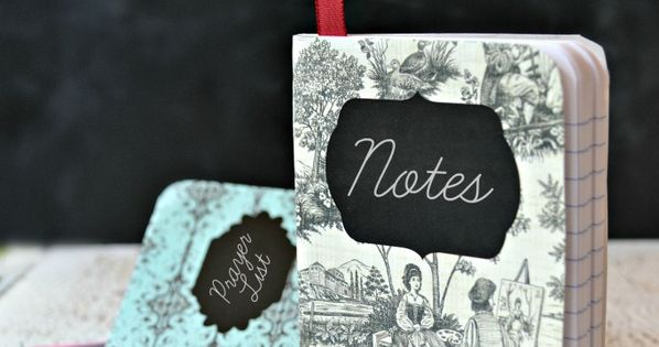 How To Make A Pretty Notebook This Is A Fun And Easy