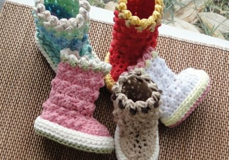 Spats Free Crochet Patterns - Patterns Kid