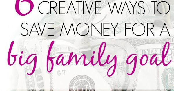 this creative way to save money will help you reach that big family goal time management. Black Bedroom Furniture Sets. Home Design Ideas