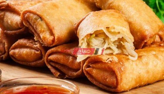 طريقة عمل سبرنج رول بالدجاج صباح مصر تعرفي معنا اليوم سيدتى على طريقة عمل سبرنج رول بالدجاج وهو من أطباق المقبلات الرمضانية المميزة ج Empanadas Food Recipes