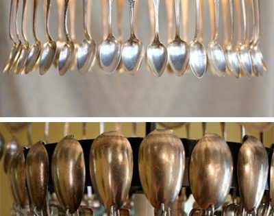 Spoon Lamp!