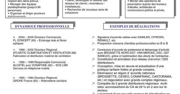 Model De Cv Responsable Commercial Doc Recherche Google Anglais Commercial Commercial Aisance