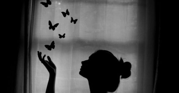 What Is A Dream Poem Shadow Pictures Butterflies Flying Art