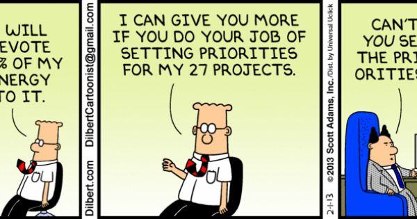 Setting priorities | Productivity Jokes | Pinterest | Is 1 ...