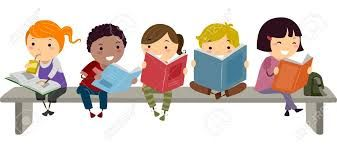 Image result for kids reading with parents clipart | Kids reading, Kids  market, Study fun