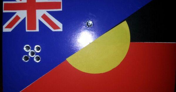 austra flag