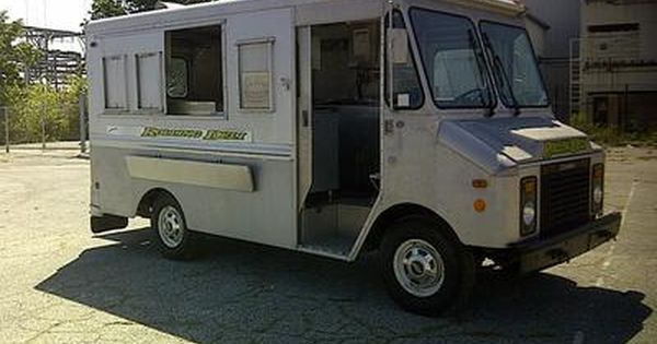 1991 Hot Dog Concession Mobile Catering Food Truck 7 000