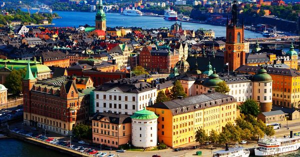 Stockholm, Sweden ... One of my favorite places in the world!