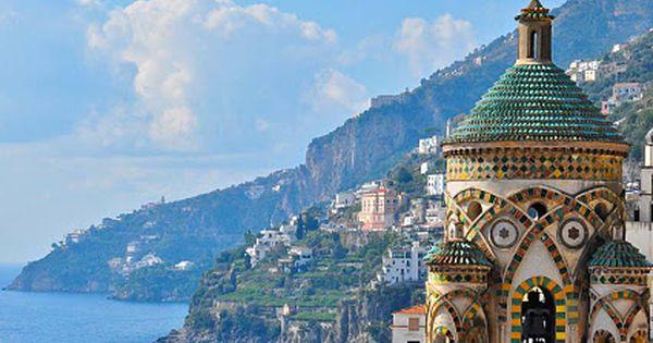 Amalfi coast, Italy. Dream Vacation?