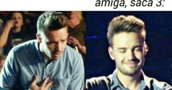 Pin De Adriana Horna En M E M E S D E 1 D Memes De One Direction Memes Gracioso