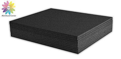 Mat Board Center 11x14 316 Black Foam Core Backing Boards 10 Visit The Image Link More Details This Is An Af Foam Core Mat Board Arts And Crafts Supplies