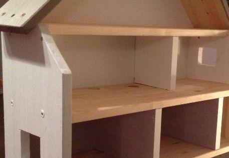fabriquer une maison de poup e ou de playmobil maison playmobil playmobil et maison de playmobil. Black Bedroom Furniture Sets. Home Design Ideas