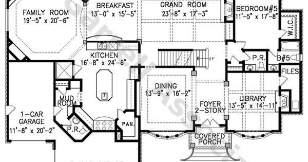 Plan 15838ge exciting master retreat story house for Master retreat floor plans