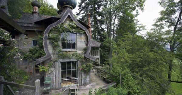 onion dome house