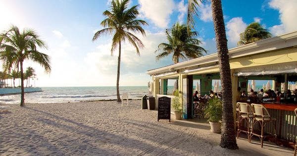 Southernmost Beach Cafe Happy Hour