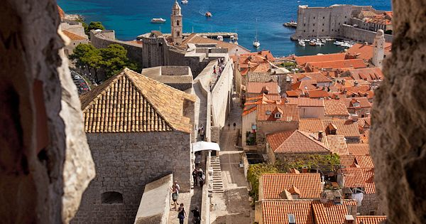 Dubrovnik, Croatia... Can't wait to go here one day and see where