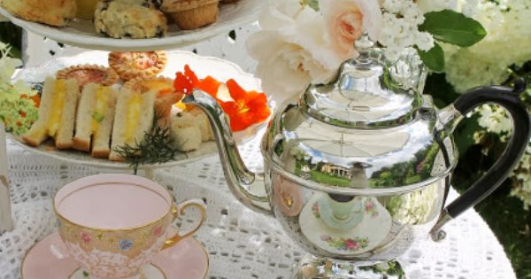 Aiken House & Gardens: Downton Abbey Tea