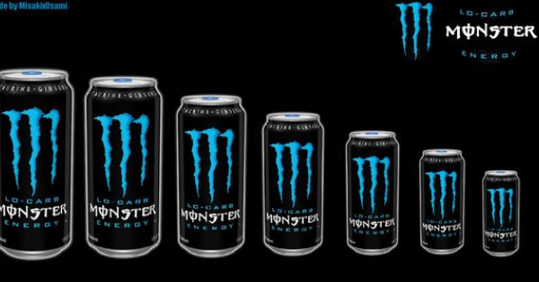 Monster Low Carb Energy Drink