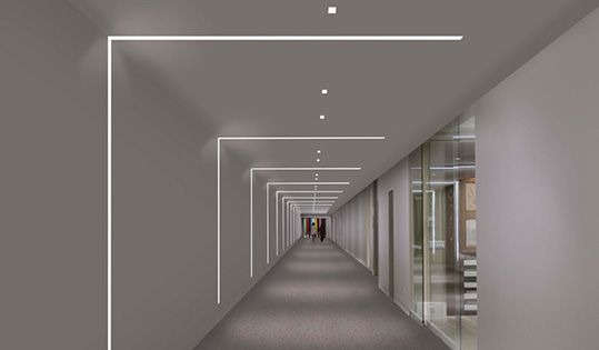 Pingl par megan kubera sur light design pinterest led clairage de couloir et id es d - Idee decoratie interieur corridor ...