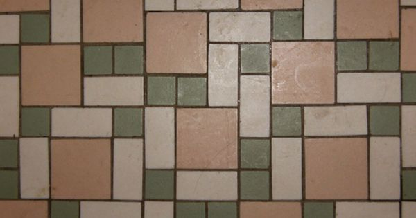 Vintage Bathroom Floor Tile Pattern Vintage Bathroom Floor Bathroom Floor Tiles Tile Floor