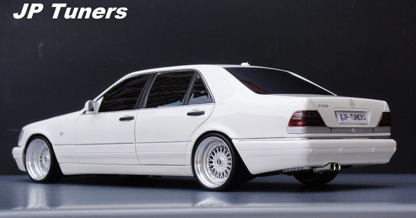 Mercedes S600 V12 W140 1/18 Tuning JP Tuners Pinterest