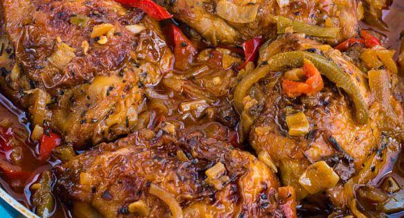 jamaican brown stew chicken  recipe  gluten free