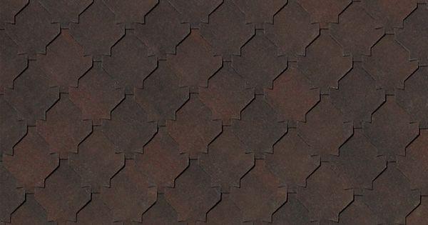 Art Loc Diamond Shaped Interlocking Roof Shingles Colors