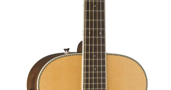 Fender Paramount Pm Te Travel Standard Electro Acoustic Guitar In Natural Andertons Music Co Electro Acoustic Guitar Guitar Acoustic Guitar