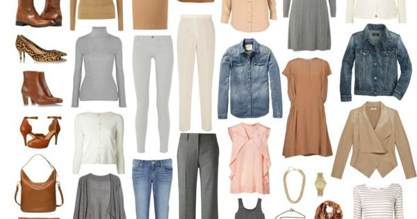 Wardrobe Oxygen: Creating a fall winter capsule wardrobe of feminine pieces in