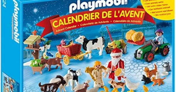 playmobil 6624 calendrier de l 39 avent playmobil. Black Bedroom Furniture Sets. Home Design Ideas