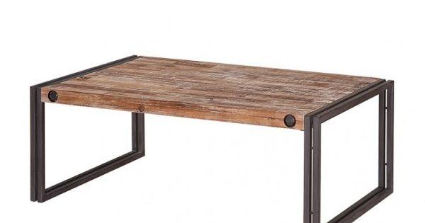 Salontafel industrie frame 110x70 steenschot pinterest salontafel voor het huis en interieur - Huis exterieur model ...