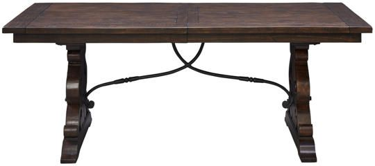 St Claire Dining Table Art Van Furniture With Images Dining