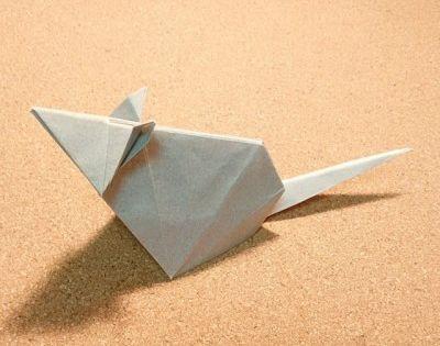 干支の折り紙の折り方まとめ 十二支全部そろえたよ イクメンパパの子育て広場 折り紙 ねずみ 折り紙 折り方 簡単 折り紙 お正月