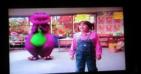 Barney Goes To School Part One 1990 Barney Friends Barney Youtube